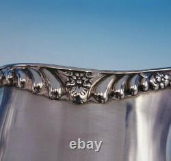 King George Par Pitcher Gorham Sterling Silver Water Withapplied Pieds # A499 (# 3281)