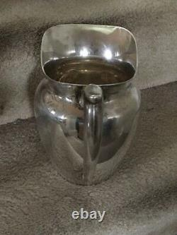 Mfh 925 Sterling Silver Water / Limonade Pichet