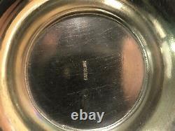Pichet Antique D'eau D'argent Sterling, Bon État