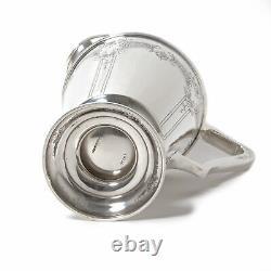 Pichet D'eau Argenté Sterling (cruche). Etats-unis, International Silver Co
