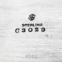 Pichet D'eau Sterling Silver International 1910