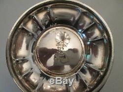 Pichet D'eau! Vintage Perl Opaisa 925 Argent Modèle Classique Lovely