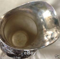 Pitcher International Silver Wilcox Rochelle Eau 56 Oz Silverplate Hollowware
