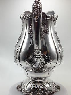 Pitcher Sterling Sir Christopher Eau