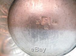 Pitcher Wmf Eau Et Bol Silverplate