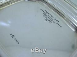 Rare Sterling & Co Tiffany Pichet Hampton Pas. 21217 Aucun Mono
