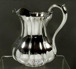 Reed & Barton Sterling Water Pitcher C1920 No Mono