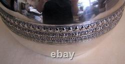 Tiffany & Co Antique Victorian Date 1880 Sterling Silver Pitcher & Tray