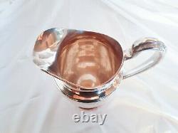 Tiffany & Co. Makers Sterling Silver 4 1/2 Pint Water Pitcher # 22625