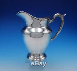 Vieux Français Par Pitcher Gorham Sterling Silver Water # 182 8 3/4 Grand (# 3325)