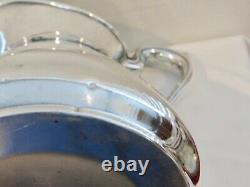 Vintage # 4224 Whiting Sterling Silver Water Pitcher 636 Grammes