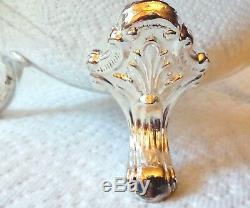 Vintage / Antique Silver Peut-être Sheffield Sterling Plaque Pitcher Eau S-8506