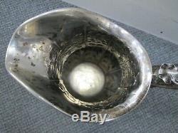 Vintage Gorham Coin Argent Grand Pichet D'eau