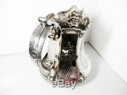 Vintage Tiffany & Co. Argent 925 Pichet 74 2567 Nous Bateau Libre