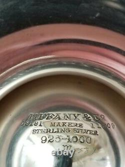 Vintage Tiffany & Co. Sterling Silver Water Pitcher, #18181, Circa 1912