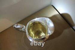 Wallace Rose Point Sterling Silver Water Pitcher 22,5 Onces Ou 639 Grammes