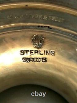 Watson Navarre Sterling Argent Pitcher D'eau
